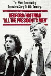 Dustin Hofmann et Robert Redford : l'idéal du journaliste d'investigation.